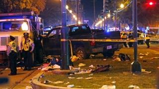 Accident grav! Un camion a intrat în mulțime în SUA!