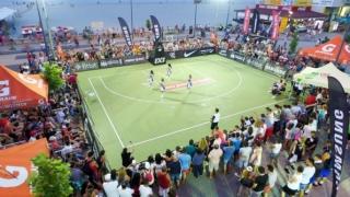 Sezonul Sport Arena Streetball 2018-2019 debuteaza la... Constanța Streetplay