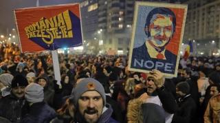 Studenţii din marile centre universitare au ajuns în Bucureşti la protest
