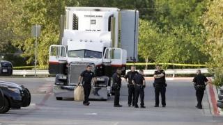 SUA: Camionul morţii - caz brutal de trafic de persoane! Ce  va păţi şoferul