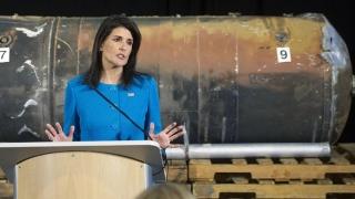 SUA continuă asaltul în Orientul Mijlociu