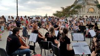 Sunset Sea-mphony 2019 - concerte la malul Mării Negre