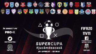 Farul - Dinamo, în sferturile competiţiei Supercupa #jucămdeacasă