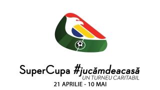 Au fost stabilite finalistele din Supercupa #jucămdeacasă