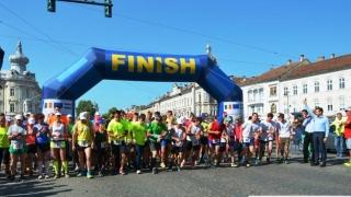 Peste 1.500 de participanţi la supermaratonul dintre România şi Ungaria