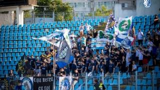 FC Farul reacţionează după măsura reţinerii în peluză 15 minute a fanilor constănţeni