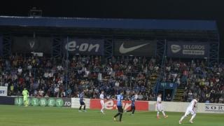 Suporteri ai fotbalului, stați potoliți! Jandarmii veghează!