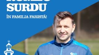 SSC Farul a anunţat transferul lui Romeo Surdu