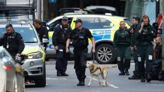 Încă un suspect reținut de poliția britanică în legătură cu atentatul de la Londra