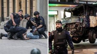 Principalul suspect în atacul din Stockholm recunoaște că a comis un act terorist