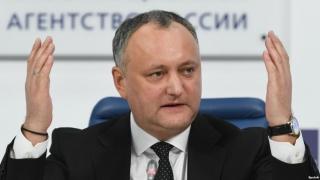 Preşedintele Republicii Moldova, suspendat pentru a treia oară din funcţie