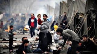 Sute de mii de strămutaţi în Siria! Din nou!