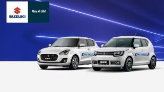 Suzuki își extinde gama de modele hibrid și devine primul producător care comercializează doar modele hibrid 12V și 48V