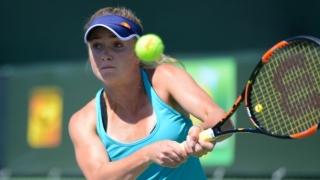 Continuă surprizele în turneul feminin la Indian Wells