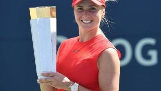 Svitolina, prima tenismenă din istorie învingătoare în trei turnee Premier 5 într-un sezon