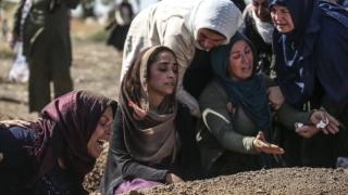 Secretarul american al Apărării: Forţele turce par să fi comis crime de război