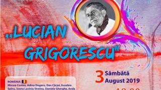 """Începe Tabăra Internațională de Pictură """"Lucian Grigorescu"""" de la Medgidia"""