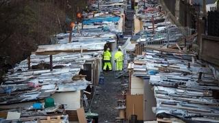Peste 100 de romi din România vor fi evacuați dintr-o tabără de lângă Paris