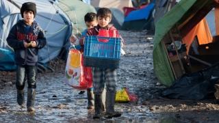 Cea mai vastă operațiune de evacuare a migranților din ultimul an, în Franța