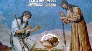 Ce e INTERIZS să faci azi, de Tăierea Capului Sfântului Ioan Botezătorul