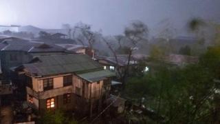 Zeci de victime ale taifunului Mangkhut în Filipine