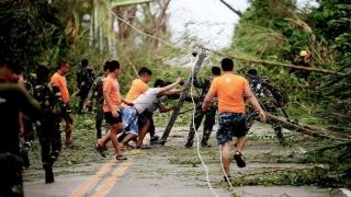 Taifunul Mangkhut, cea mai puternică furtună a lui 2018! Imagini şocante