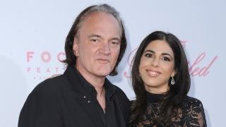Regizorul Quentin Tarantino s-a logodit cu cântăreața israeliană Daniella Pick