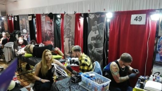 Ce tatuaje se poartă în 2019. International Tattoo Convention Bucharest