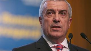 Călin Popescu Tăriceanu, reales în fruntea Senatului