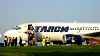Alertă medicală în Israel pentru pasagerii unui zbor Tarom