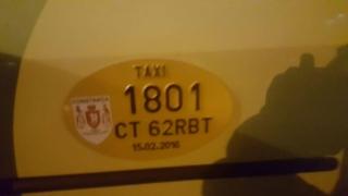 Serviciile de taximetrie din stațiunea Mamaia, verificate de ANPC