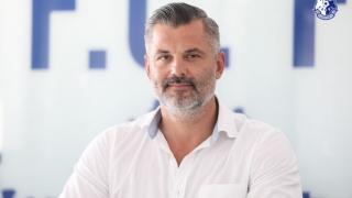 """Tiberiu Curt, manager FC Farul: """"Vrem să fim acolo unde ne este locul, în prima ligă!"""""""