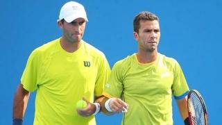 Tecău şi Niculescu, victorii la Melbourne, Cîrstea a fost eliminată