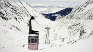 Telecabina de la Bâlea Lac a fost repusă în funcțiune după trei zile
