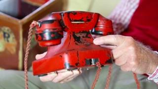 Un telefon din bunkerul lui Hitler va fi scos la licitație în Statele Unite