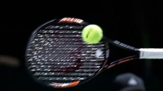 O româncă în semifinalele  turneului de dublu de la Lyon