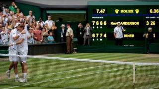 Cea mai lungă semifinală din istoria turneului de la Wimbledon