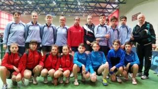 Șase medalii pentru juniorii constănțeni la CN de tenis de masă