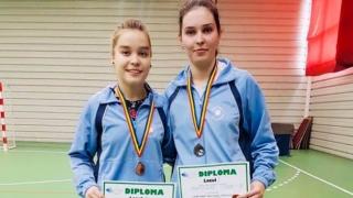 Medalii pentru CS Farul la CN de tineret la tenis de masă