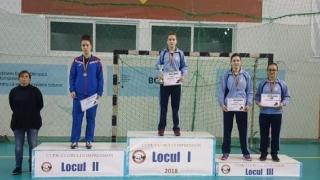 Sportivii constănţeni, clasări pe podium la Cupa României la tenis de masă