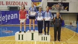 Constănţeanca Elena Zaharia a câştigat Cupa României la tenis de masă