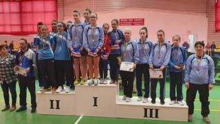 Echipa de junioare I de la CS Farul, campioană naţională la tenis de masă