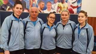 CS Farul, în finala Superligii feminine la tenis de masă