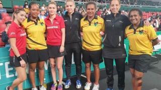 România, în sferturile Cupei Mondiale la tenis de masă feminin