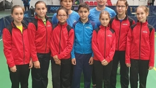 Patru medalii pentru sportivii constănţeni la CN individual de tenis de masă junioare şi juniori III