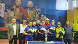 CS Farul este campioana României la tenis de masă, pentru al doilea an consecutiv