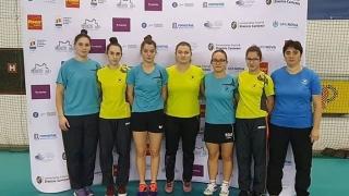 CS Farul a dominat Top 12 senioare la tenis de masă