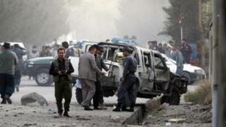 Şase morţi într-un atentat sinucigaş la Kabul