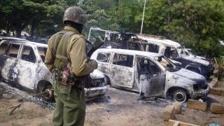 Terorişti morţi în Somalia, în urma unui atac aerian al SUA