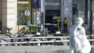 Poliţia spaniolă a oprit un al doilea atac, la Cambrils. Cinci teroriști au fost uciși